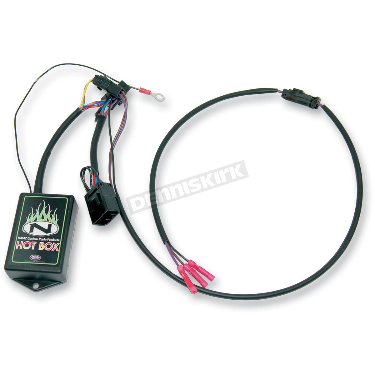namz custom cycle products tour pak disconnect wiring harness with brake turn running
