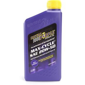 Royal Purple Max Cycle Engine And Multi Purpose Oil 20w50