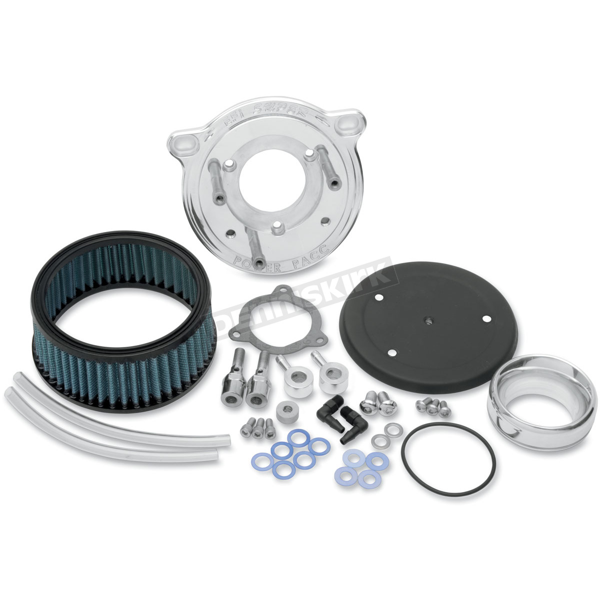 Doherty Air Cleaner : Doherty power pacc air cleaner for use with oem cover