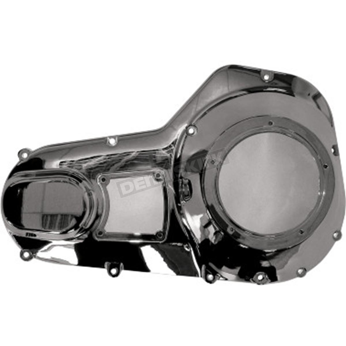 Chopper Primary Cover : Drag specialties chrome outer primary cover