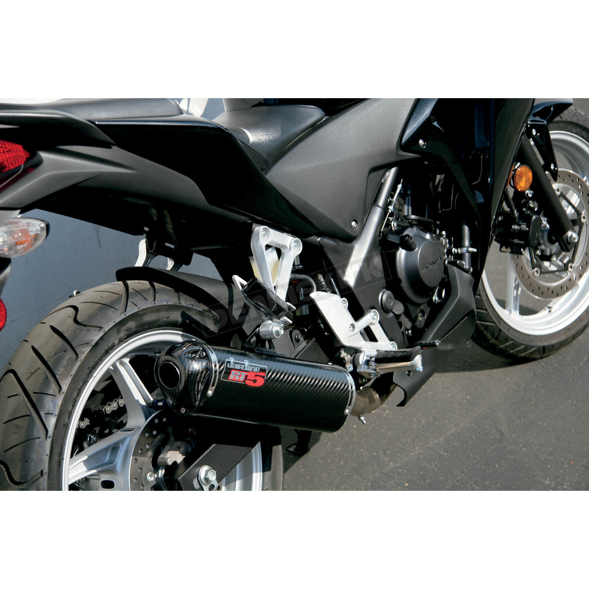 Jardine rt 5 exhaust system 19 1326 323 02 sport bike for Jardine exhaust