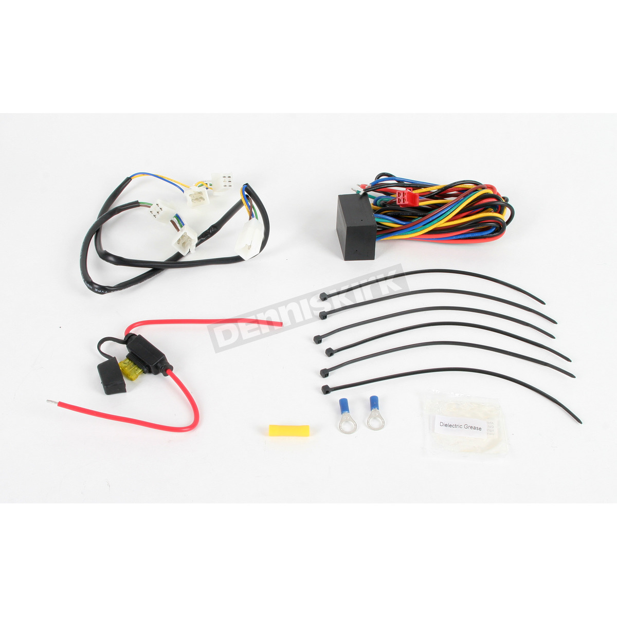 Gl1500 Trailer Wiring Harness : Kuryakyn plug play wiring harness and relay for gl
