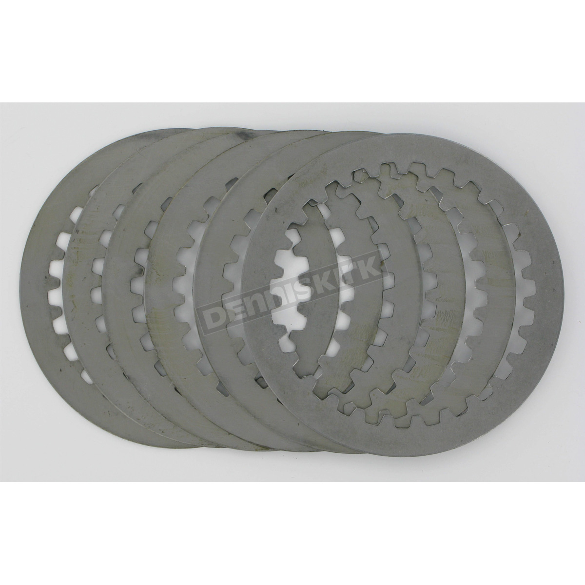 Steel Clutch Plate : Moose steel clutch plates atv utv dennis