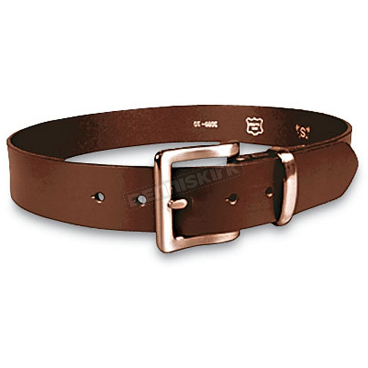 leathers plain leather belt w removable buckle ml40