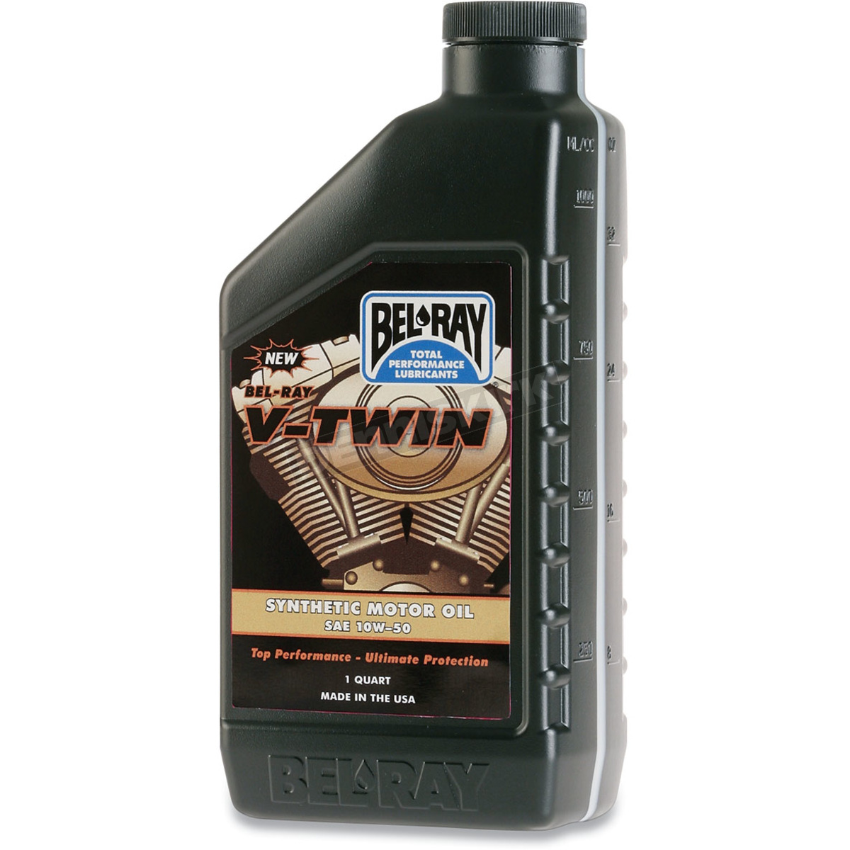 Bel Ray V Twin Synthetic Motor Oil 96915 Harley