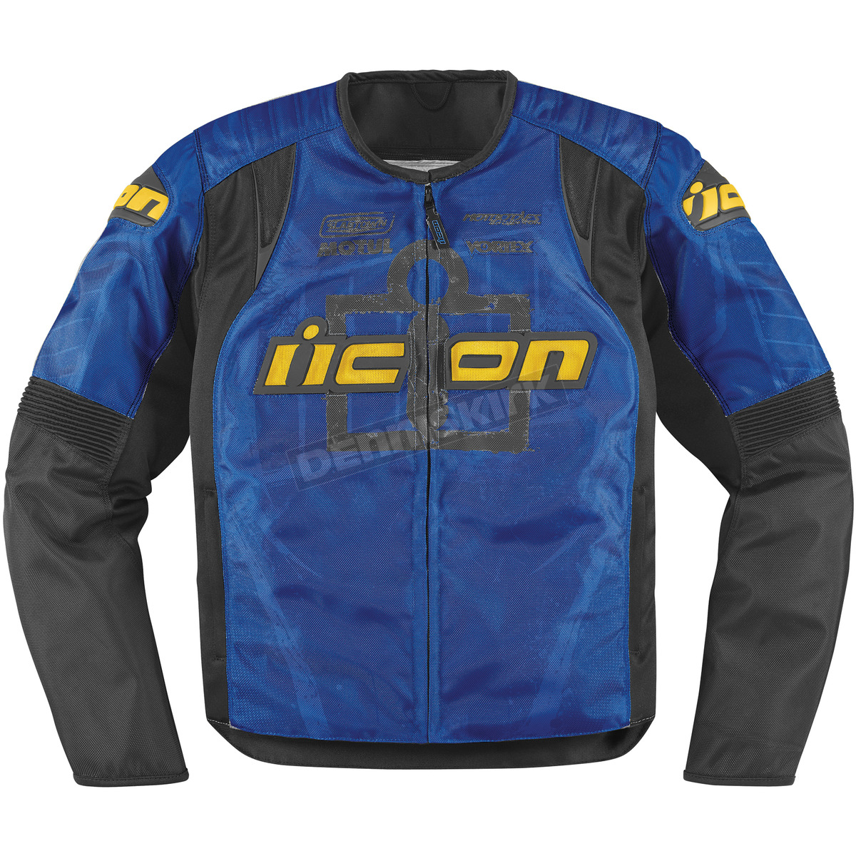 Jackets from Icon are an edgy motorcyclist's dream. With a wide-ranging set of colors, styles, fits, and functionalities, Icon Jackets are among the most popular in the business. Known for their unparalleled attitude and unruly ethos, Icon Jackets are almost as gnarly .